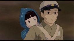 «Могила светлячков» аниме